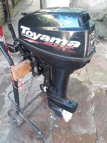 Motor De Poupa 15hp Toyama