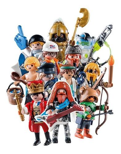Figuras Playmobil Sorpresa Serie 18 - Motivos Nene - 70369
