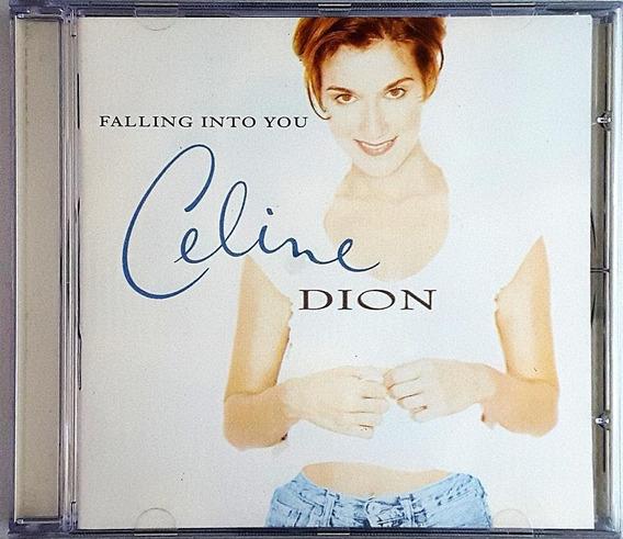 Cd Celine Dion - Falling Into You - Ia