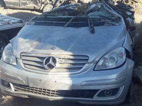 Yonkes Mercedes B200t, 08 Aut. 2.0 Turbo En Partes