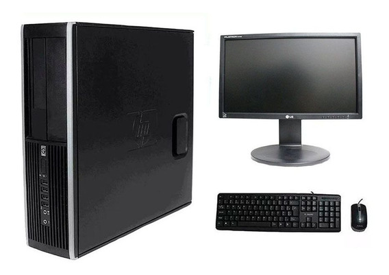 Computador Hp Elite 8200 I7 8gb 320hd Monitor 18,5 Polegadas