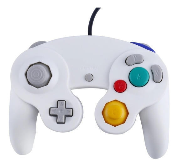 Controle Manete Pad Game Cube Nintendo Switch Gamecube Wii