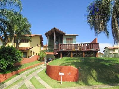 Casa Residencial À Venda, Condomínio Residencial Terras Do Caribe, Valinhos. - Ca1189