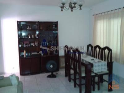 Casa Residencial À Venda, Jardim Sabará, São Paulo - Ca2220. - Ca2220