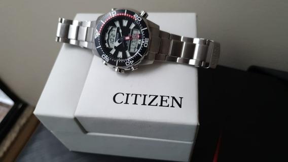 Relógio Citizen Aqualand Promaster Jp1090-86e Tz10164t