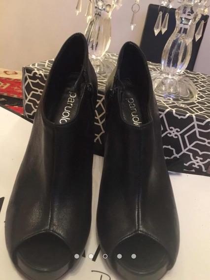 Zapatos Paruolo 100% Cuero