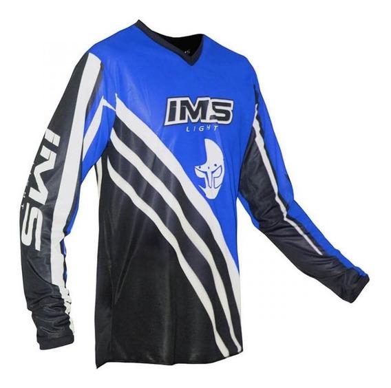 Camisa Ims Light Motocross Trilha Enduro