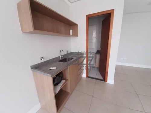 Imagem 1 de 21 de Sala À Venda, 42 M² Por R$ 290.000 - Alphaville - Campinas/sp - Sa0271