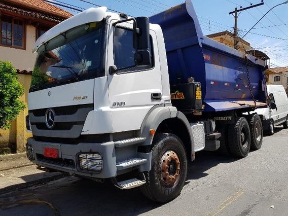 Mercedes-benz Axor 3131 Semi Automático