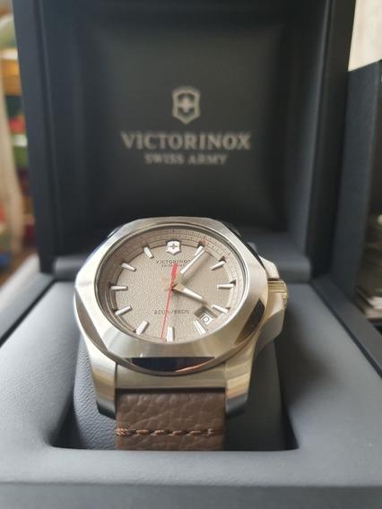 Relógio Suíço Victorinox I.n.o.x (inox) Quase Novo!