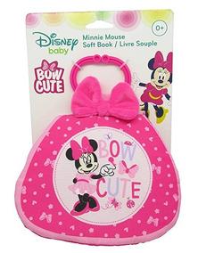 Livro Preferido Minnie Bow Cute Minnie Soft Book