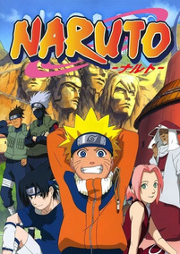 Mangá Naruto Volume 1-72 Digital