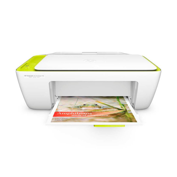 Impressora Multifuncional Hp Deskjet Advantage Jato De Tinta