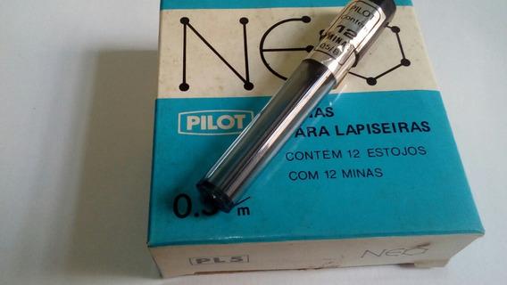 Grafite Pilot Neo. 0.5. 2b Caixa Com12 Tubos C12un.