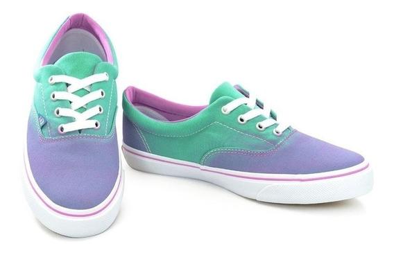 Tênis Feminino Whoop Verde/violeta