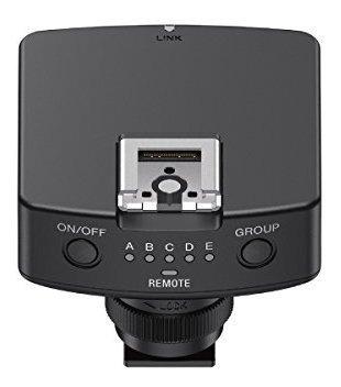 Sony Receptor Inalambrico De Radio Control, Color Negro Fawr