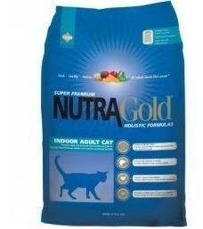 Nutra Gold Indoor Adulto Gato 7.5 Kg Envío Gratis Santiago