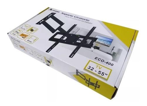 Rack Movil Tv Giratorio  32  A 55  Importado - No Artesanal