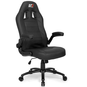 Cadeira Gamer Dt3sports Gti, Black