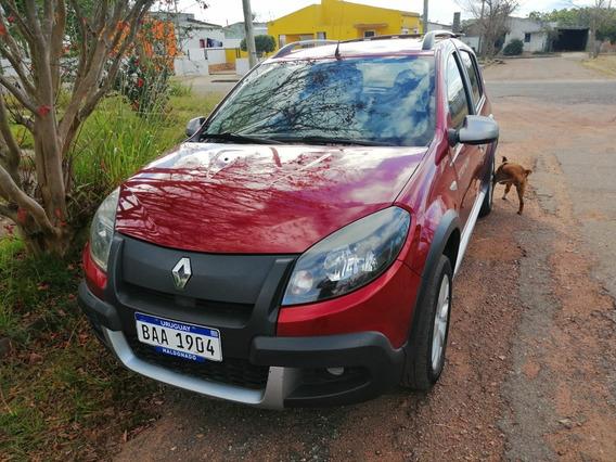 Renault Sandero Stepway 2013 1.6 Privilege 105cv