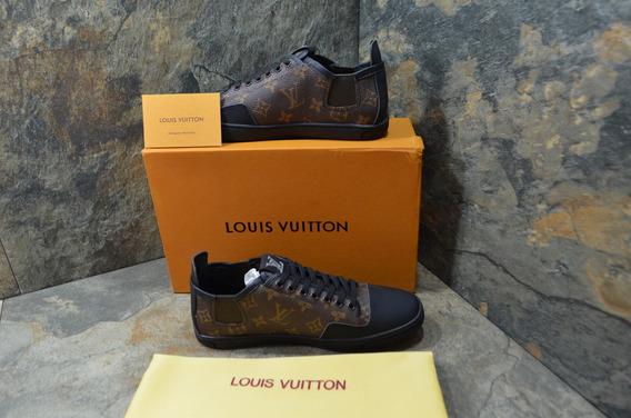 Sneakers Louis Vuitton Monogram, Envío Gratis