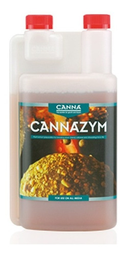 Imagen 1 de 1 de Aditivo Fertilizante Canna Cannazym 250ml