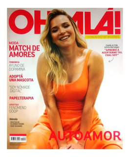 Revista Ohlala! Febrero 2020 Nº 143 Auto Amor Sofia Pachano
