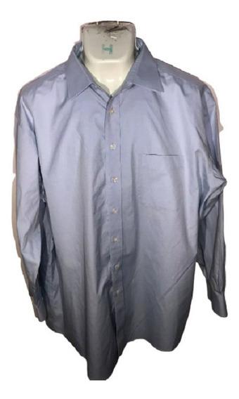 Camisa 2xl Roundtree & York Id R916 U Detalle Hombre Remate!