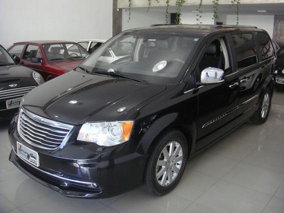 Chrysler Town & Country Limited 3.6 V6 2014 Blindado