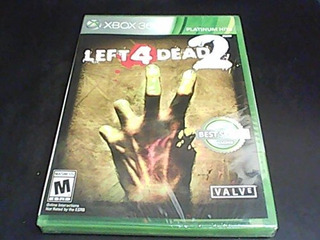 Video Juego Left 4 Dead 2 Xbox 360