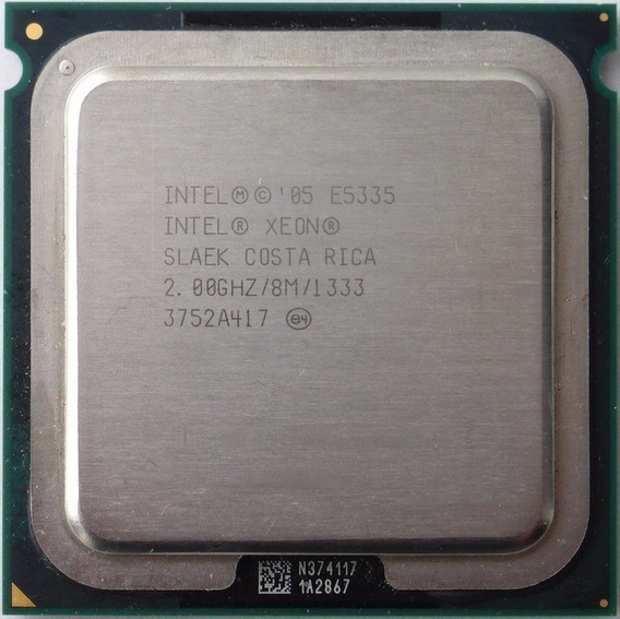 Par Lote 2x Xeon 5335 Intel Quad Servidor Game Nota Fiscal