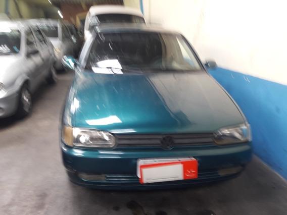 V.w Saveiro Cl 1.6 Gasolina Roda Orbital 15 1998 Verde