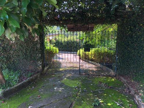 Chácara Residencial À Venda, Parque Dos Jacarandás, Arujá - Ch0062. - Ch0062