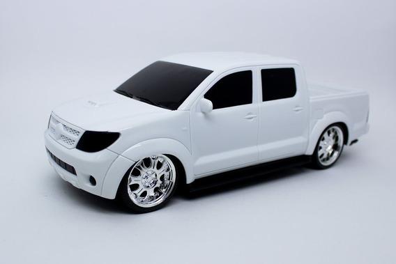 Pick-up Vision - Mini Hillux - Branco