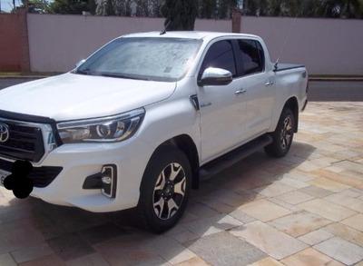 Toyota Hilux 2.8 Tdi Srx Cab. Dupla 4x4 Aut. 4p Top De Linha