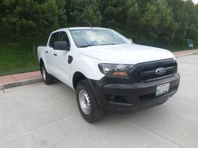 Ford Ranger Xl Cabina Doble Estándar En Excelente Estado