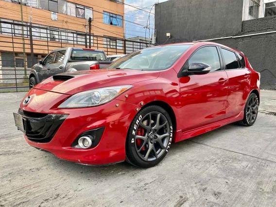 Mazda Mazda 3 2013 2.3 Hb Speed3 Touring Piel Mp3 Mt