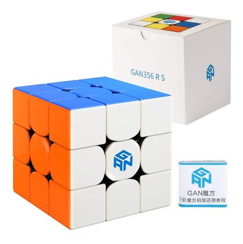 3x3 Gan  R Cubo Profesional Rubik