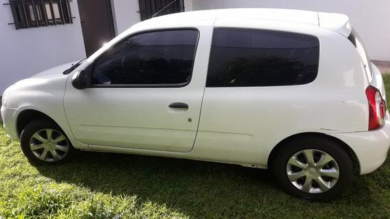Vendo Clio Work 1.2 56.000 Km Opcion Gas