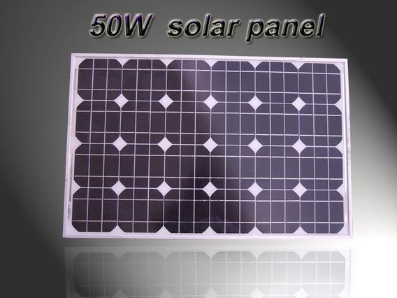 Placa Solar 50w Resposta Na Sexta