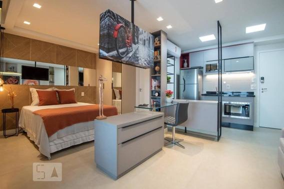 Apartamento Para Aluguel - Picanço, 1 Quarto, 38 - 893090207