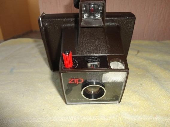 Câmera Polaroid Land Zip No Estado Leia Cpo Descrição