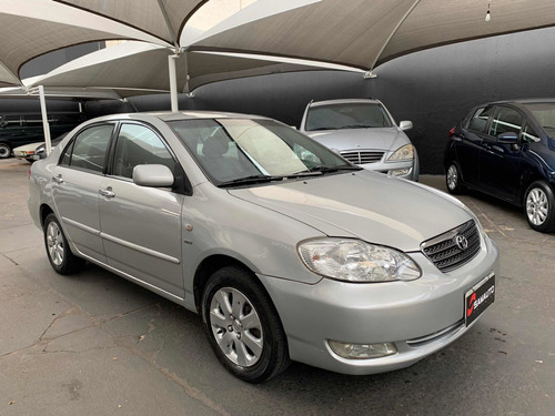 Toyota Corolla 2007 1.8 16v Xei 4p