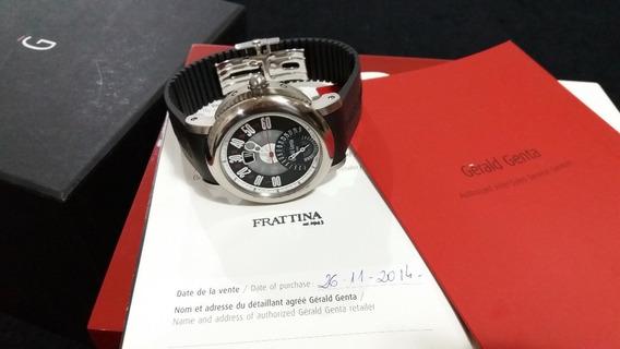 Gèrald Genta Para Quem Conhece Relógios Automa Titânio Rolex