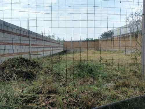 Terreno Urbano En Campo Sotelo / Temixco - Caen-373-tu