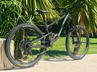 Bicicleta Santa Cruz Nomad 2019 Aluminio