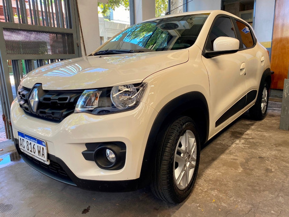 Impecable. Renault Kwid 2018 1.0 Intense