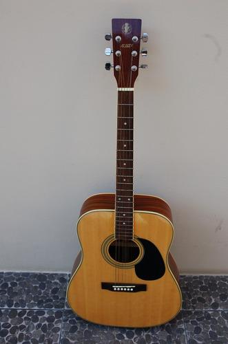 Guitarra Acustica Importado De Usa Nueva Caja Lima Jesus Mar