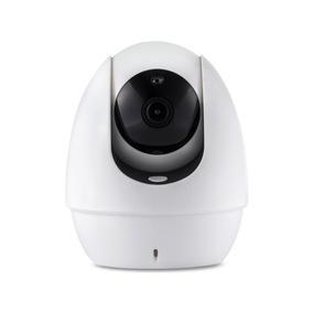 Câmera Sem Fio Wi-fi 1080p Wi-fi Com Plugue Dois Sentidos Da