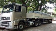 Volvo Fh 12 460 Ano 2012 + Carreta Vanderleia Ano 2013(ler D